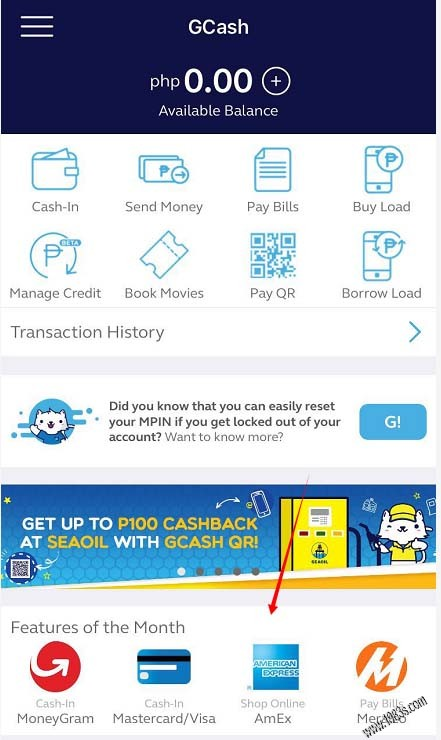 Register the Philippine GCash e-wallet and get a free